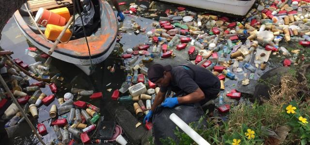 Littering in Chuuk